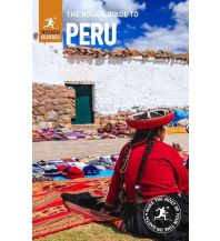 Reiseführer Rough Guide - Peru Rough Guides