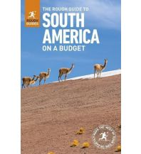 Reiseführer Rough Guide - South America On a Budget Rough Guides