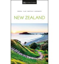 Reiseführer DK Eyewitness Travel Guide - New Zealand Dorling Kindersley Publication