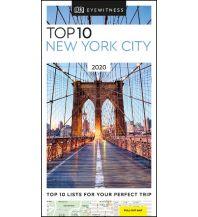 Reiseführer DK Eyewitness Top 10 Guide New York City 2020 Dorling Kindersley Publication