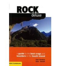 Sportkletterführer Weltweit Rock Deluxe South – Klettern in Neuseeland (Südinsel) New Zealand Alpine Club