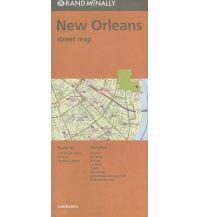 Stadtpläne Rand McNally Street Map - New Orleans Rand McNally