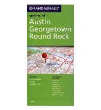 Stadtpläne Rand McNally City Map - Austin Goergetown Rand McNally