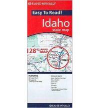 Straßenkarten RandMcNally State Map - Idaho Rand McNally