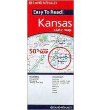 Straßenkarten Rand McNally State Map - Kansas Rand McNally