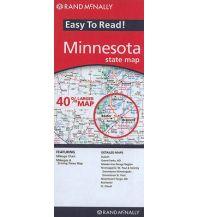 Straßenkarten Rand McNally State Map - Minnesota Rand McNally