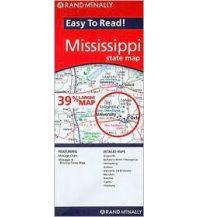 Straßenkarten Rand McNally State Map - Mississippi Rand McNally