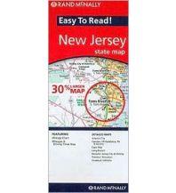 Straßenkarten Rand McNally State Map - New Jersey Rand McNally