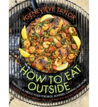 Bergtechnik Taylor Genevieve - How to eat outside Cordee Publishing