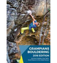 Boulderführer Grampians Bouldering (Australien) Cordee Publishing