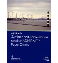 Ausbildung und Praxis Admiralty Publications NP5011 (INT1) - Symbols & Abbreviations used on Admiralty Paper Charts The UK Hydrographic Office