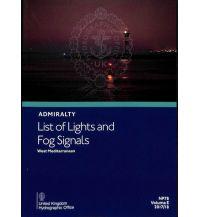 Ausbildung und Praxis Admiralty List of Lights NP78 - Volume E: Western Mediterranean 2017/18 The UK Hydrographic Office
