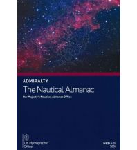 Admiralty Publication NP 314-21 - The Nautical Almanac 2021 The UK Hydrographic Office
