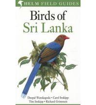 Naturführer Helm Fields Guide - Birds of Sri Lanka A & C Black Publishers Ltd.