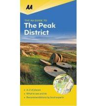 Reiseführer AA Guide - The Peak District AA Publishing