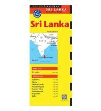 Straßenkarten Periplus Map - Sri Lanka 1:525.000 Periplus