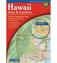 Reise- und Straßenatlanten DeLorme Atlas Gazetteer - Hawaii 1:82.000 DeLorme Mapping Inc.