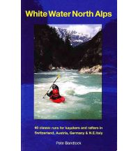 Kanusport White Water North Alps Rivers Publishing