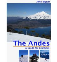 Abverkauf Sale The Andes - A Guide for Climbers Cordee Publishing