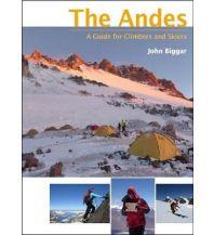 Skitourenführer weltweit The Andes Cordee Publishing