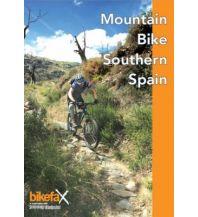 Mountainbike-Touren - Mountainbikekarten Mountain Bike Southern Spain Cordee Publishing