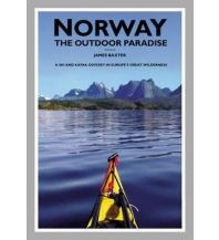 Skitourenführer Skandinavien Norway - The Outdoor Paradise - Ski and Kayak Cordee Publishing