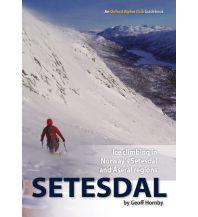 Eisklettern Setesdal Ice Climbing Guide Oxford Alpine Club