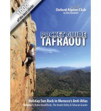 Sportkletterführer Weltweit Tafraout Pocket Guide, Volume 1 Oxford Alpine Club