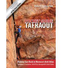 Sportkletterführer Weltweit Tafraout Pocket Guide, Volume 2 Oxford Alpine Club