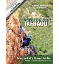 Sportkletterführer Weltweit Tafraout Pocket Guide, Volume 3 Oxford Alpine Club