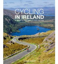 Radführer Flanagan David - Cycling in Ireland Cordee Publishing