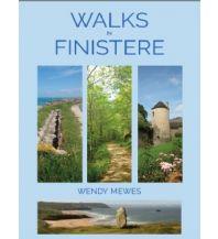 Wanderführer Walks in Finistère Red Dog Books
