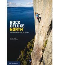 Sportkletterführer Weltweit Rock Deluxe North - Klettern in Neuseeland (Nordinsel) New Zealand Alpine Club