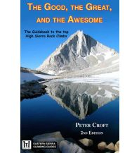 Alpinkletterführer The Good, the Great and the Awesome Cordee Publishing