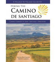 Wanderführer A Village to Village Guide - Hiking the Camino de Santiago Cordee Publishing