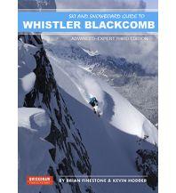 Skitourenführer weltweit Ski and Snowboard Guide to Whistler Blackcomb Quickdraw