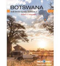 Reiseführer Tracks4Africa Reiseführer Afrika - Botswana Self-Drive Guide Tracks 4 Africa