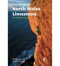 Sportkletterführer Britische Inseln North Wales Limestone - The Definitive Guide Cordee Publishing