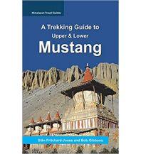 Wanderführer A trekking guide to Upper & Lower Mustang Himalayan MapHouse