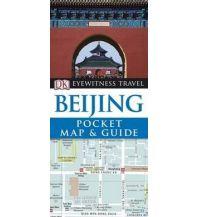 Reiseführer DK Eyewitness Travel Pocket Map & Guide Beijing Dorling Kindersley Publication