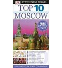 Reiseführer DK Eyewitness Travel Top 10 Moscow Dorling Kindersley Publication