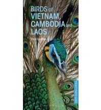 Naturführer Peter Davidson - Birds of Vietnam, Cambodia and Laos Bloomsbury Publishing