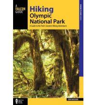 Wanderführer Falcon Wanderführer USA - Hiking Olympic National Park Falcon Press Publishing