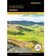 Wanderführer Hiking Virginia Falcon Press Publishing