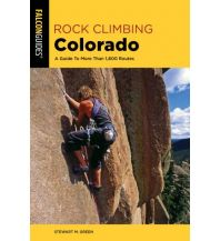 Sportkletterführer Weltweit Rock climbing Colorado Falcon Press Publishing