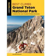 Alpinkletterführer Best climbs Grand Teton National Park Falcon Press Publishing