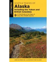 Naturführer Scats and tracks of Alaska including the Yukon and British Columbia Falcon Press Publishing