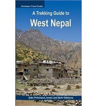 Wanderführer A Trekking Guide to West Nepal Himalayan MapHouse