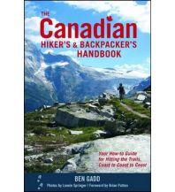 Wanderführer The Canadian Hiker's and Backpacker's Handbook Whitecap Books Ltd.