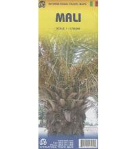 Straßenkarten Afrika Mali ITMB International Travel Maps